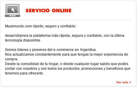 Servicio Online